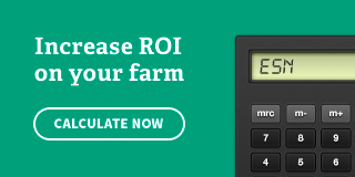 Increase ROI on your farm